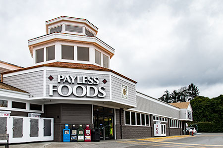 The city's first-ever pay-what-you-can grocery store opened last weekend near the Junction, offering everything from organic produce to pastries to pet food. We talked to Feed it Forward.